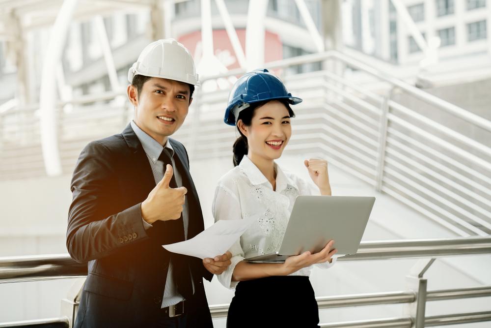 建設業での女性活躍に向けての取り組み