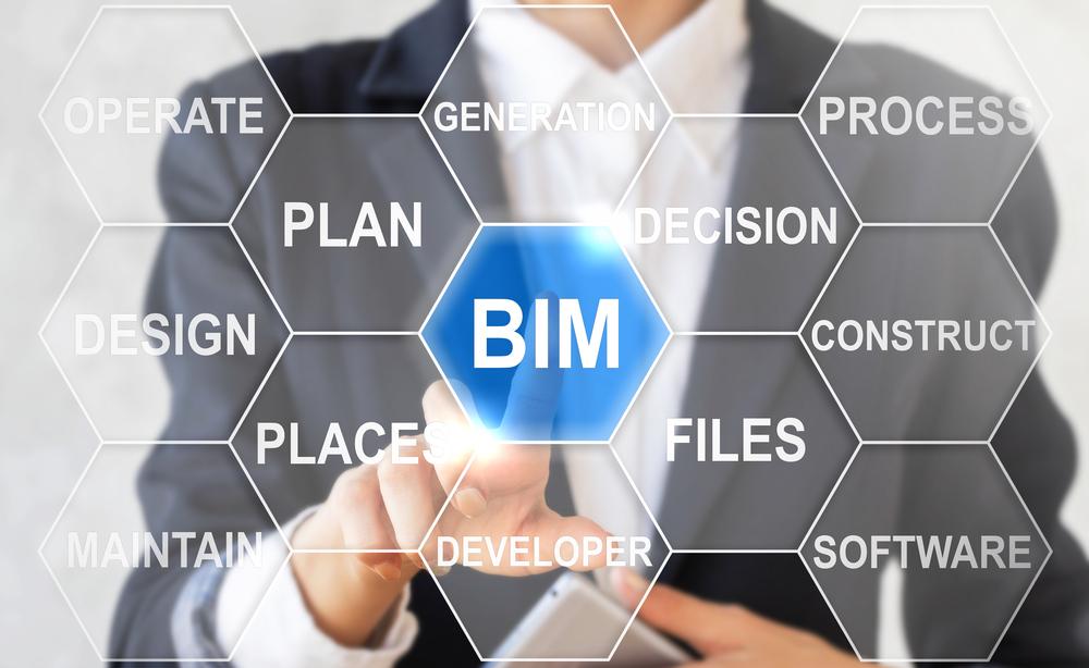 建設 BIM