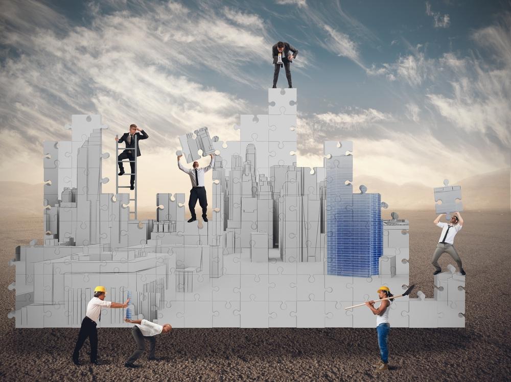 建設業界が抱える課題